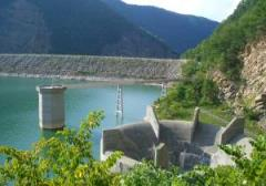 Watauga Lake Dam - Photo Copyright 2006 Erin E. Raub